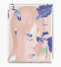 INTERSECTION WITH THE BOOK iPad Case/Skin