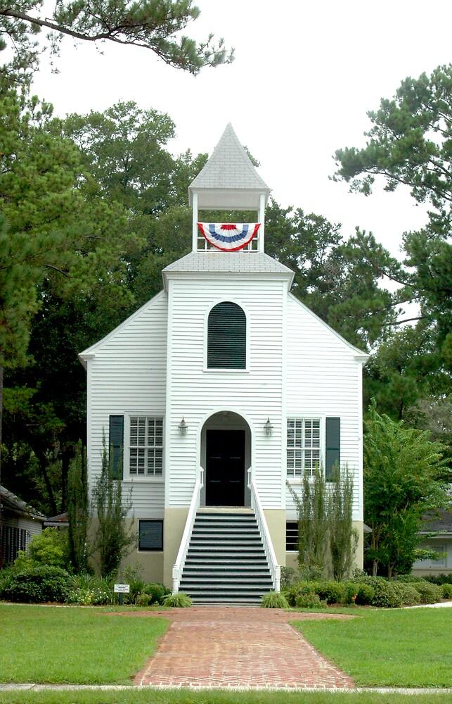 St. Mary's Church by Glenn Grossman
