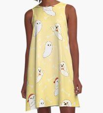 Ghosts A-Line Dress