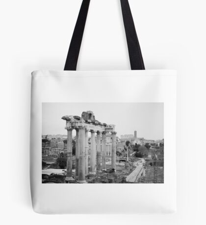 Rome, Roman Forum  Tote Bag
