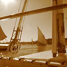 Dance of the Felucca by Chris Steele