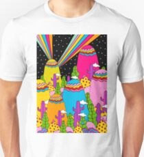 Night Sky Rainbow T-Shirt