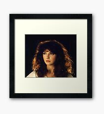 Kate Bush Framed Print