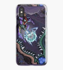 The Metroids Must Be Erradicated iPhone Case/Skin