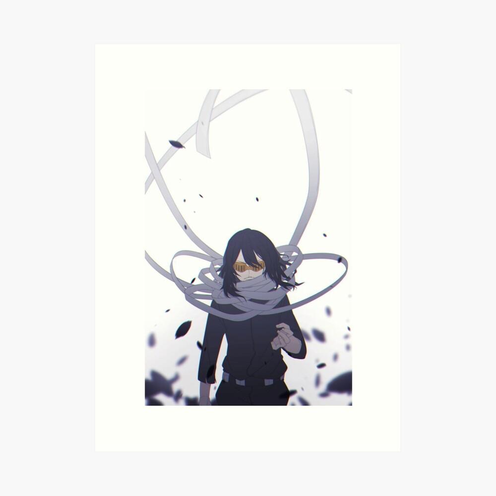 Shota Aizawa | Mein Held Academia Kunstdruck