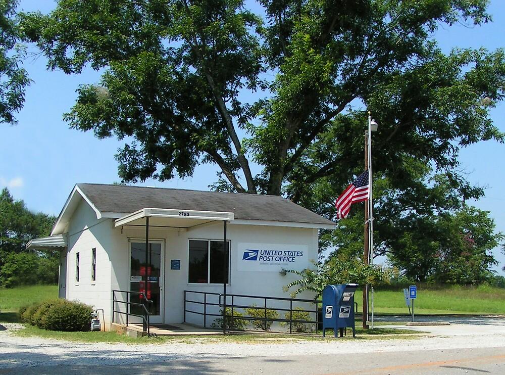 Post Office by Glenn Grossman