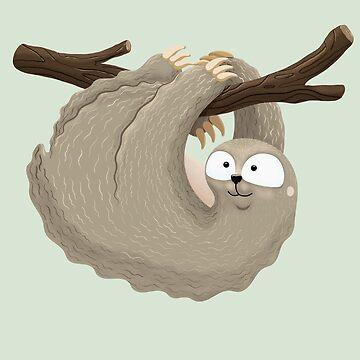 Sloth by erdavid