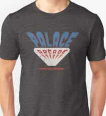 Palace Arcade Tribute Distressed - Stranger Things 2 T-Shirt