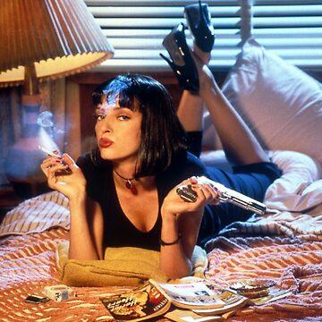 Pulp Fiction by JealousPervert