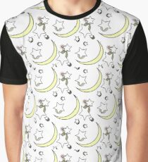 Moon & Stars Graphic T-Shirt