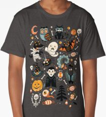 Happy Halloween Long T-Shirt