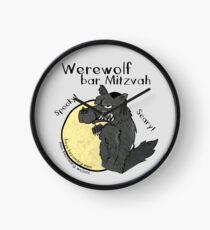 Werwolf Bar Mizwa Uhr