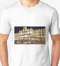 Plaza Mayor. Salamanca. Unisex T-Shirt