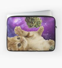 Space kitten  Laptop Sleeve