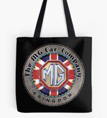 MG Cars Abingdon England Tote Bag