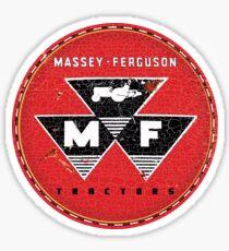 Massey Ferguson Tractors and Equipment USA Sticker