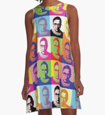 ruth bader ginsburg A-Line Dress