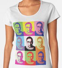 ruth bader ginsburg Women's Premium T-Shirt
