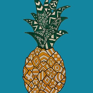 pineapple  by Debo05