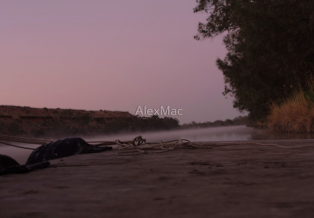 As The Sun Starts To Rise by AlexMac