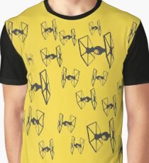 Tie Fighters - Star Wars Graphic T-Shirt