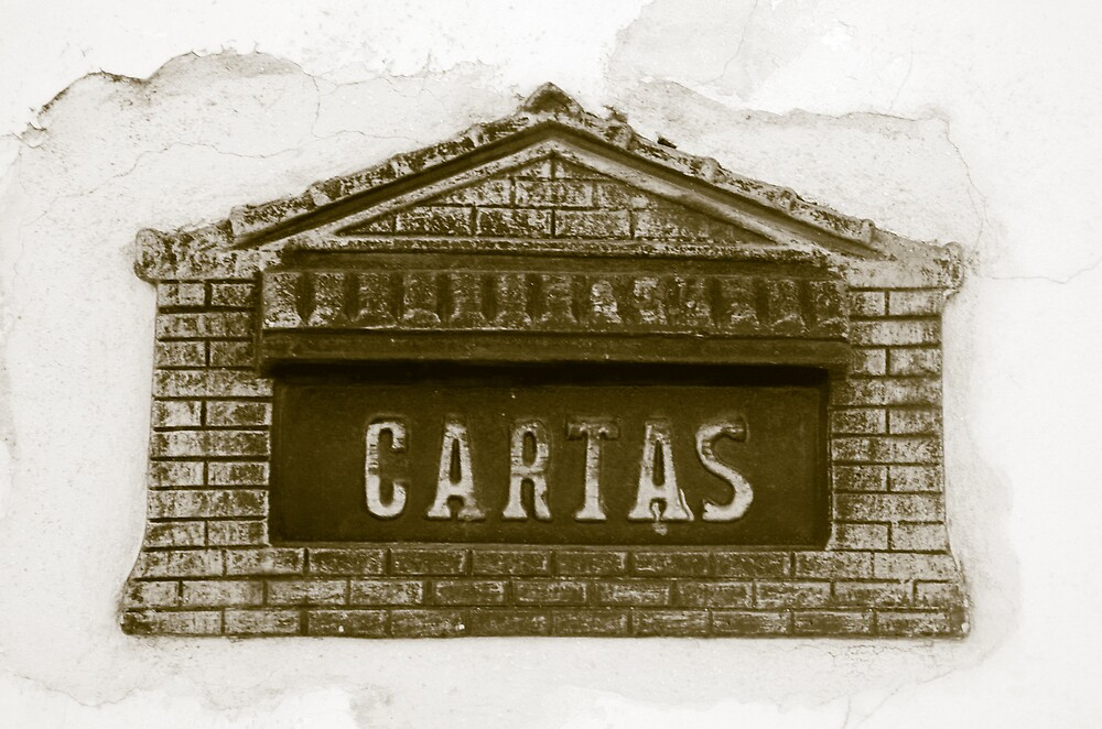 Cartas by Calvin Hanson