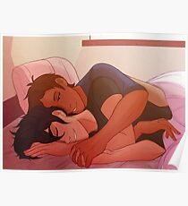 Póster 8 AM Cuddles