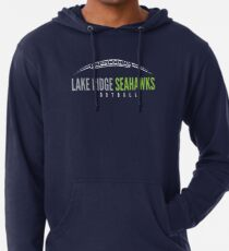 Lake Ridge Seahawks | Laces Lightweight Hoodie