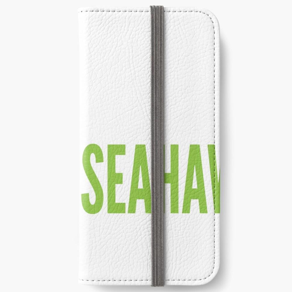 Lake Ridge Seahawks | Laces iPhone Wallet