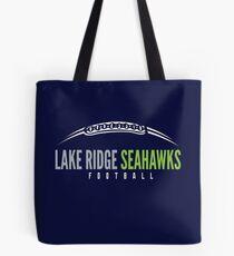 Lake Ridge Seahawks | Laces Tote Bag