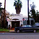 Theater Parking by Laurie Allee