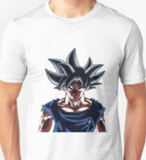 Goku Ultra Instinct Face T-Shirt