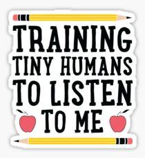 Teacher's Hidden Secret Sticker
