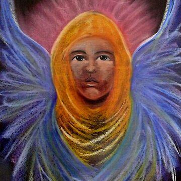 Angel by FaeryHuggles