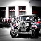 Parade Ride by Laurie Allee