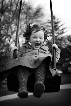 Fun on the swing by Josh Wayn