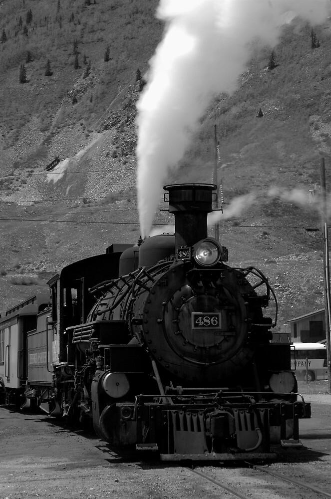 Blowing off Steam by Scott Heinley