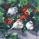 Bird Watching by Karen Ilari