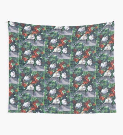 Bird Watching Wall Tapestry