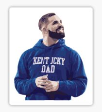 Drake Kentucky Dad Sticker
