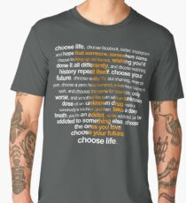 Trainspotting 2 Men's Premium T-Shirt