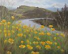 North Bank Spring by Karen Ilari