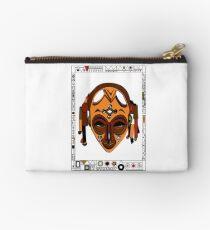 African Mask Bolso de mano