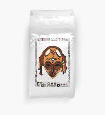 African Mask Funda nórdica