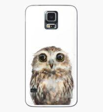 Little Owl Case/Skin for Samsung Galaxy