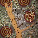Koala by Derek Trayner