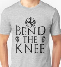 Bend The Knee Unisex T-Shirt