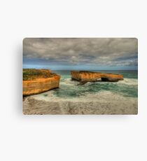 London Bridge - Great Ocean Road - Australia Canvas Print