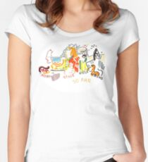 CSNY Women's Fitted Scoop T-Shirt