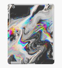 CONFUSION IN HER EYES THAT SAYS IT ALL iPad Case/Skin